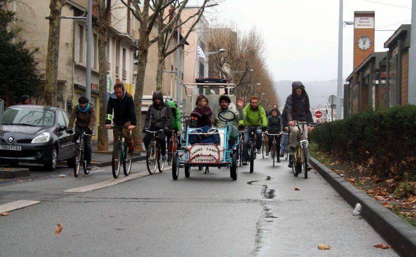 Rosalie, tandem, vélorail: faire du vélo