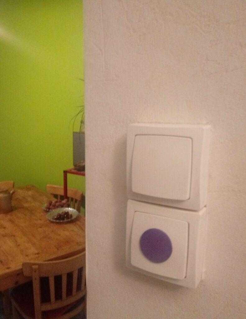 Détrompeur d'interrupteurs